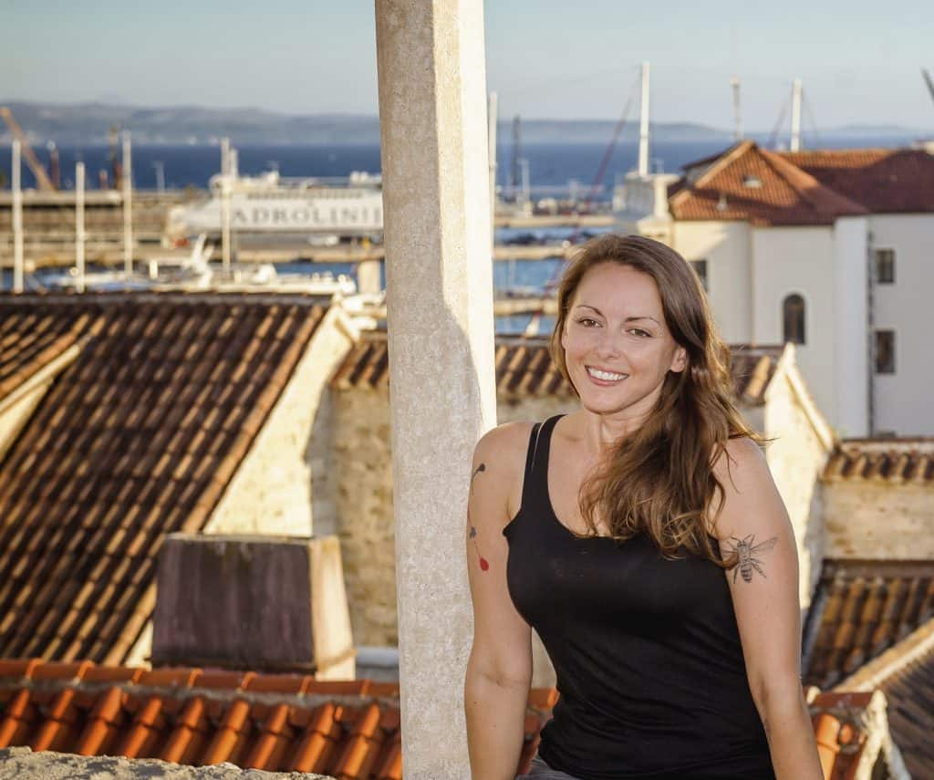 Vegan Travel Tips from Randi in Split Croatia