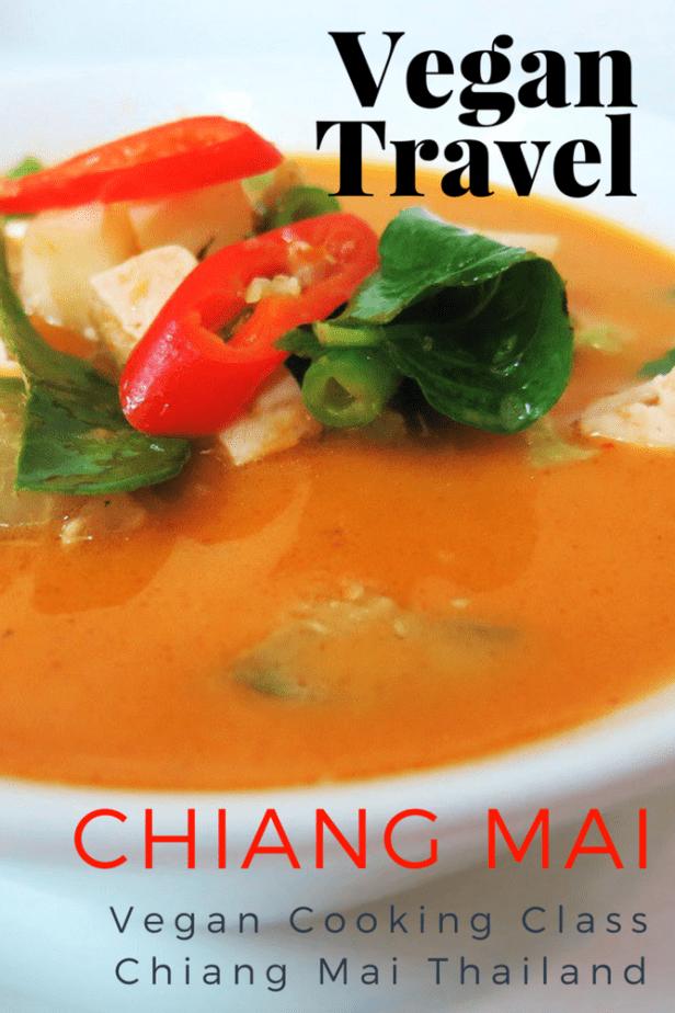 best vegan thai cooking class