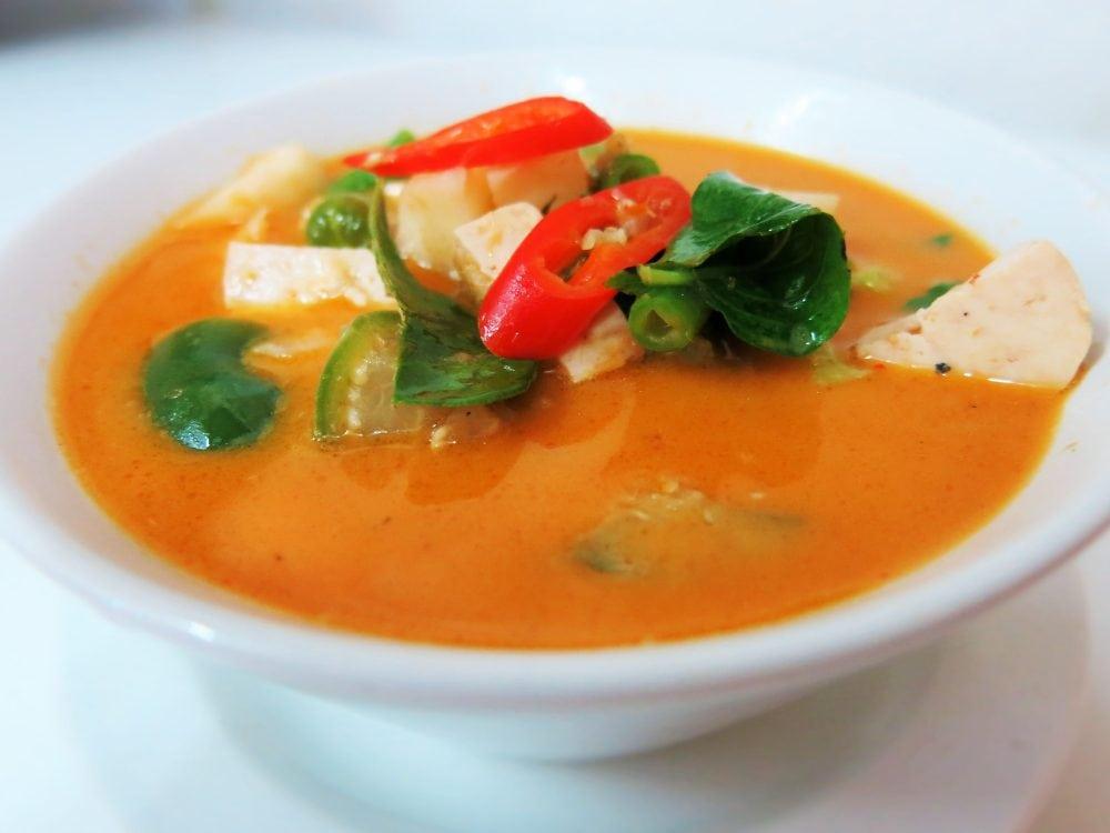 Vegan Delight Spotlight: Thai Red Curry