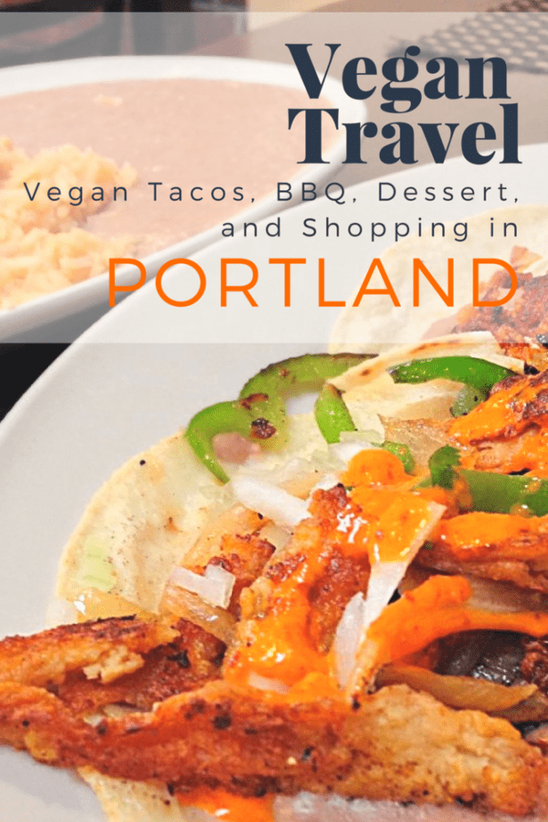 the best vegan food in portland
