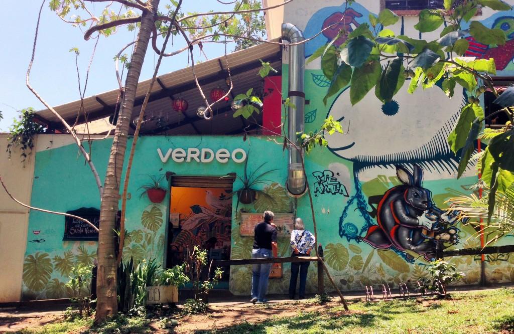 Verdeo Restaurant, Medellin