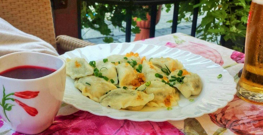 Vegan Delight Spotlight: Polish Pierogi