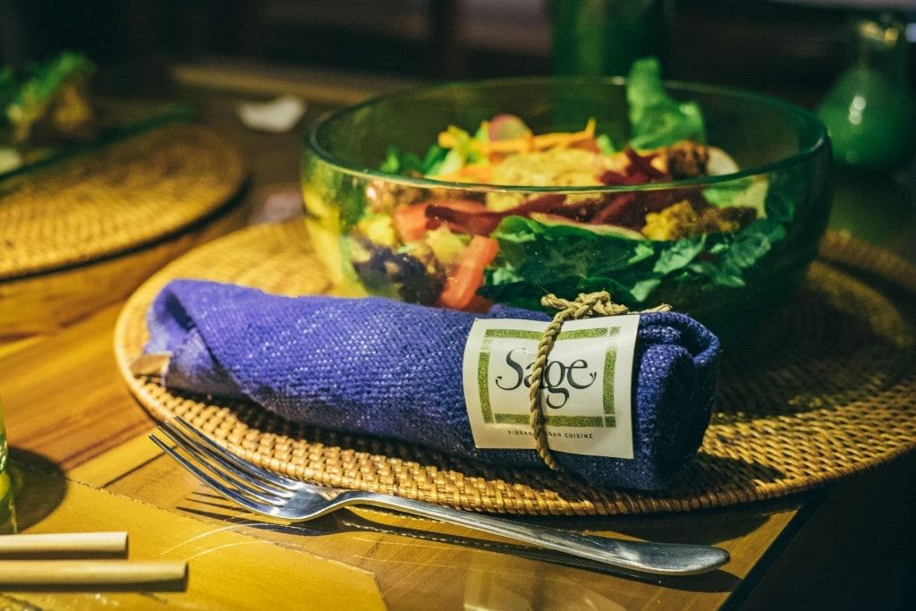 Sage Restaurant Ubud