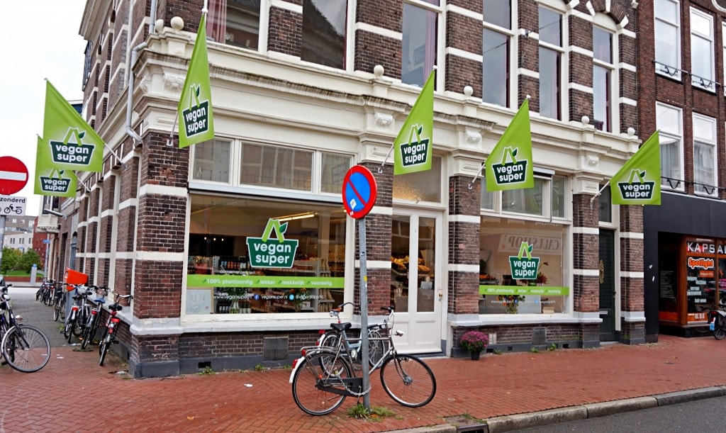 Vegan Shopping in Groningen