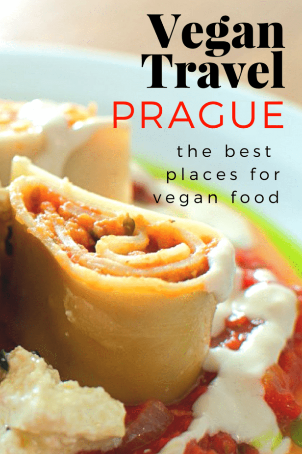 best vegan restaurants in Prague