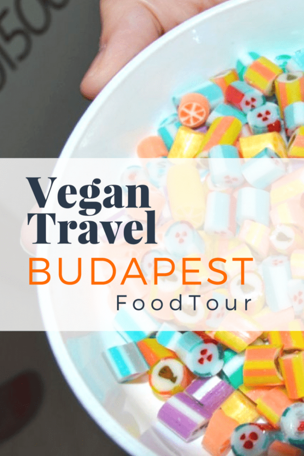 vegan food tour budapest