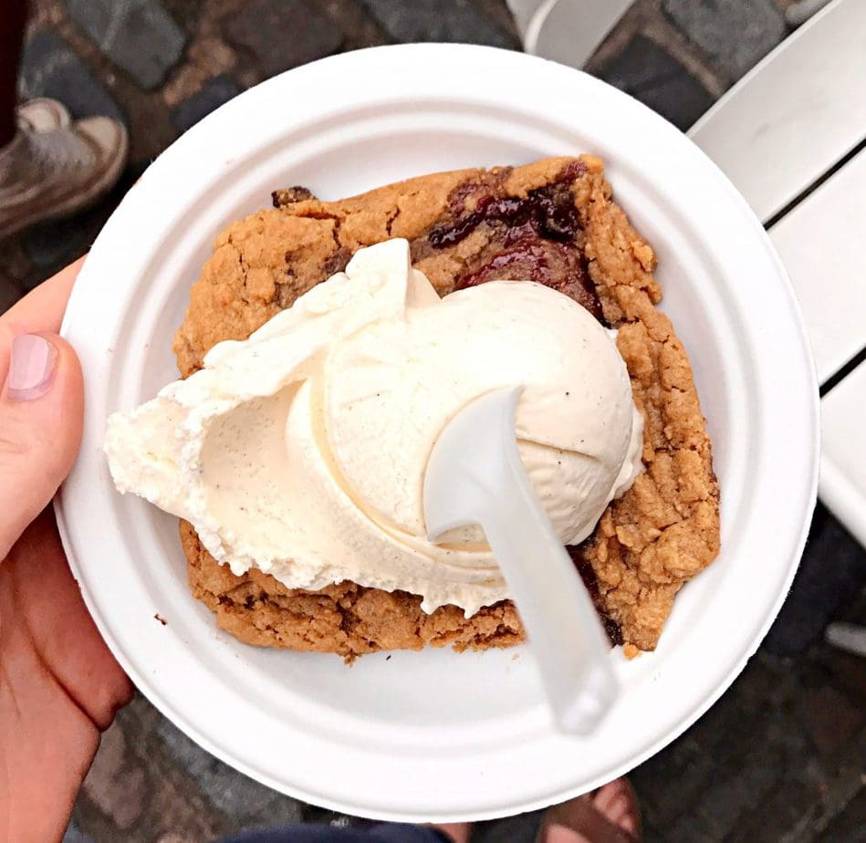 cookies and scream vegan ice cream london