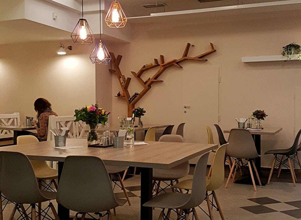 forrest vegan bistro prague
