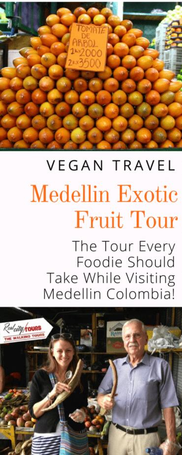 Medellin Exotic Fruit Tour