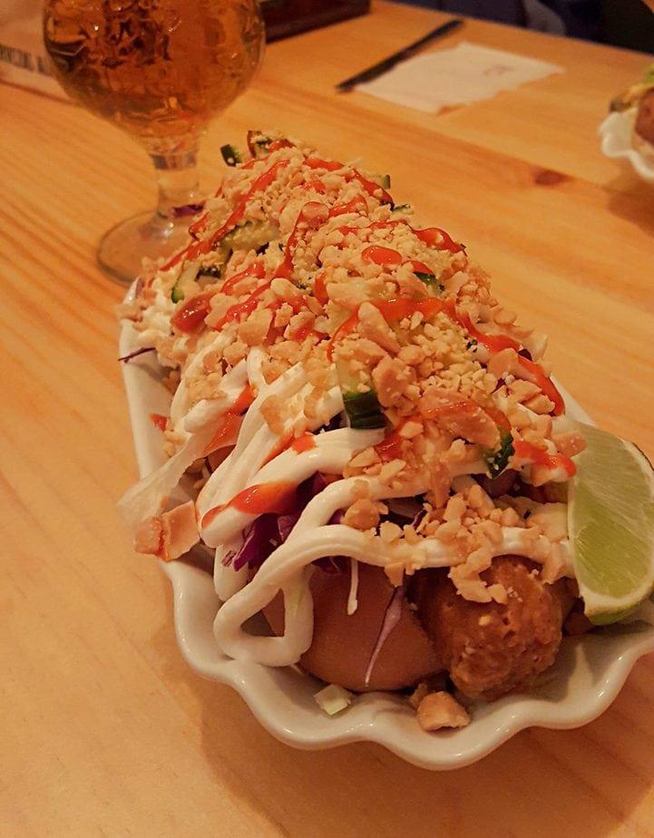 Monte Culebra - Best Vegan Hot Dog in Malaga