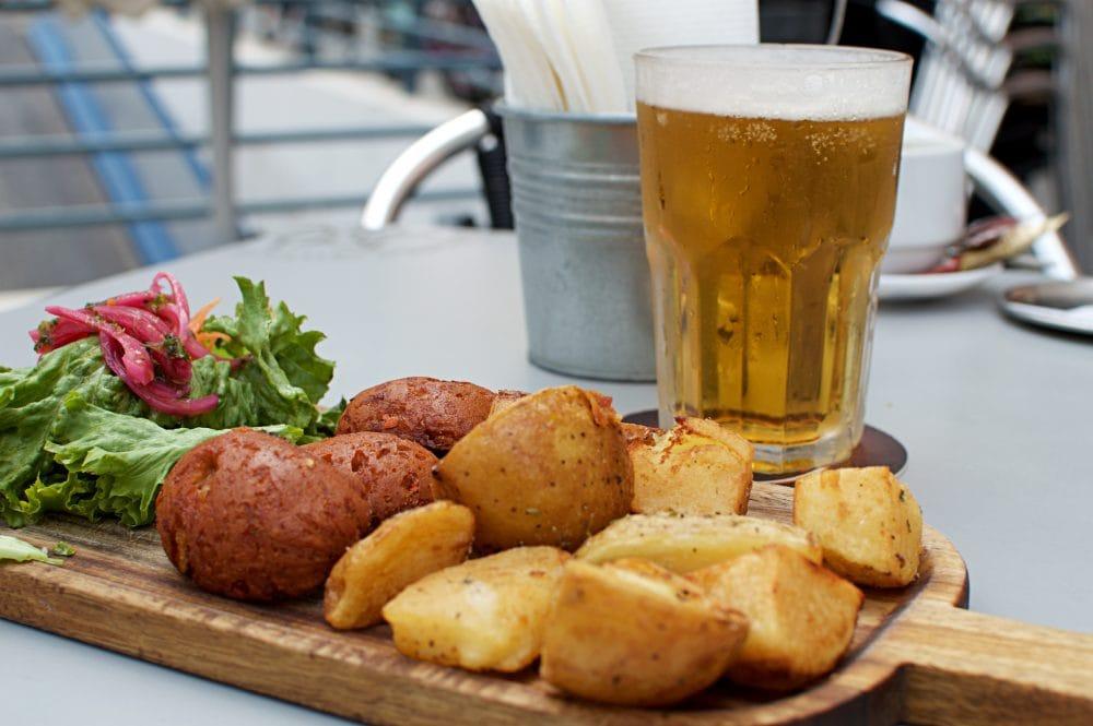 Recyclo Bicycle Cafe Malaga Vegan Chorizo