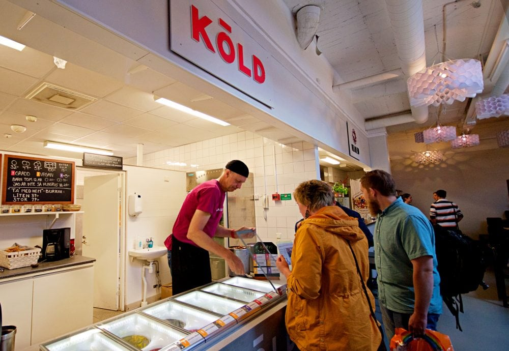 Kold Vegan Ice Cream in Malmo