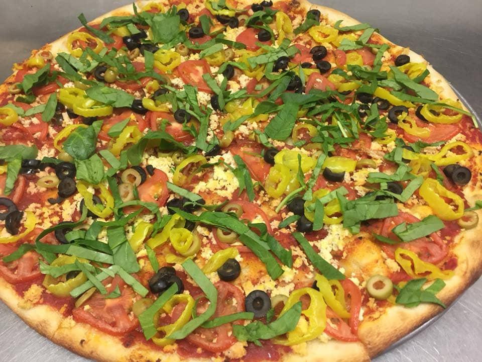Kitchen Factory Vegan Pizza in Cincinnati