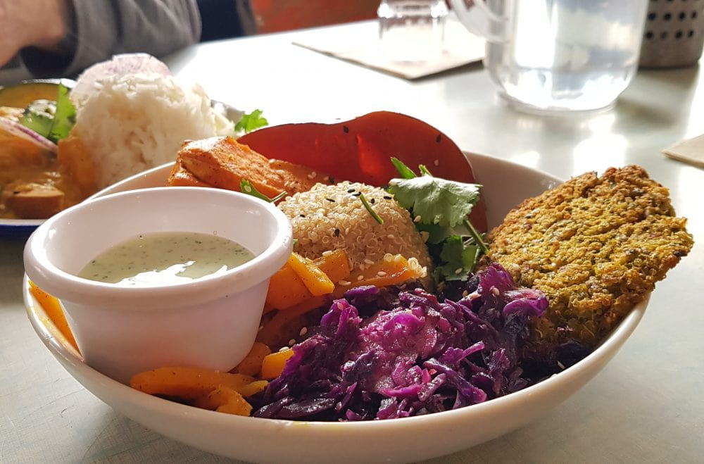 Jah Jah Vegan Restaurant in Paris