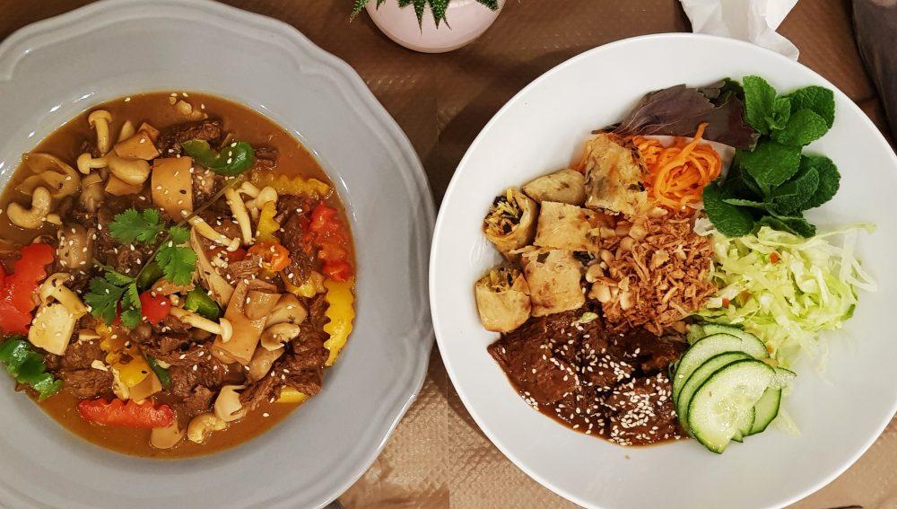 Vietnam in Paris Vegan Restaurant