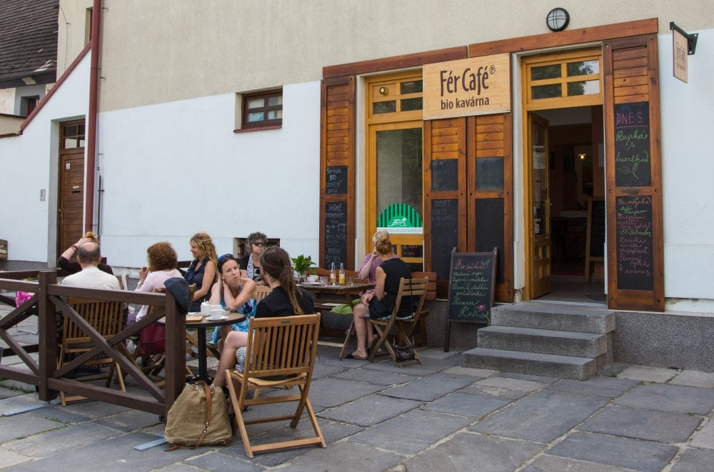Fer Cafe in Ceske Budejovice