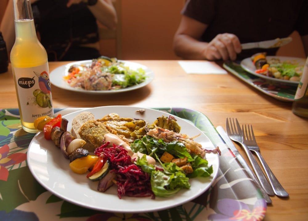 Impala Vegan Restaurant in Ceske Budejovice Czech Republic