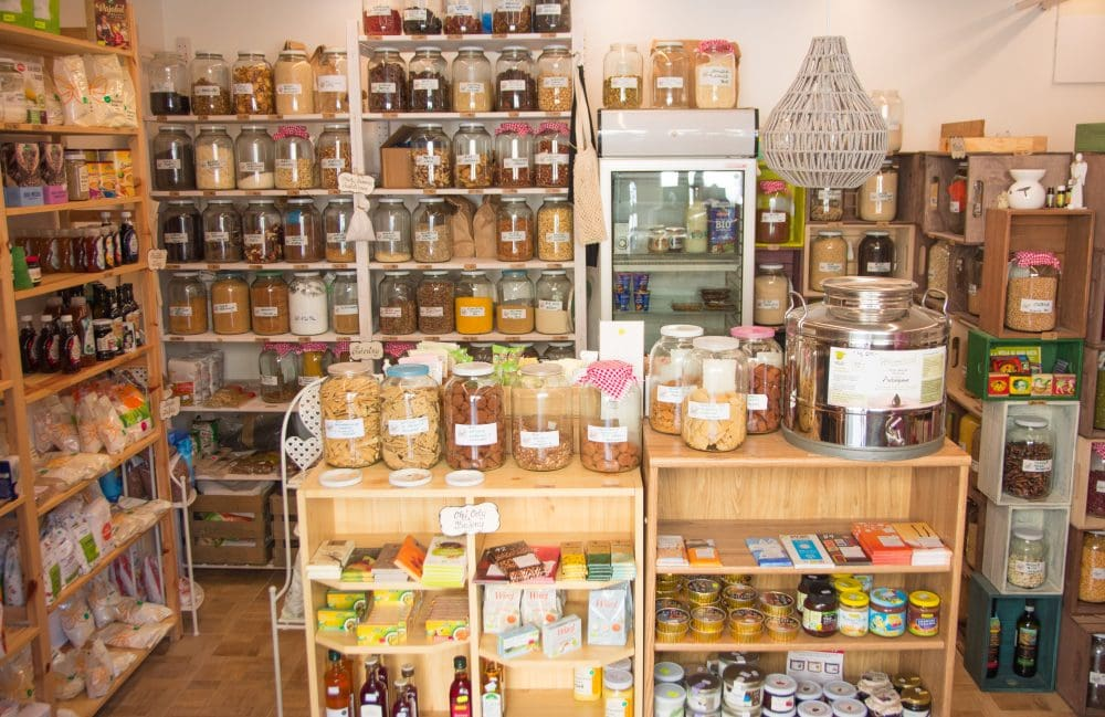 Rozmarynka Zero Waste Shop in Ceske Budejovice