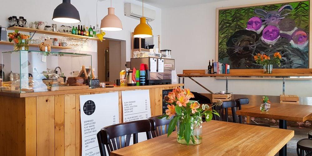 SLOW Cafe - Vegetarian Cafe in Prague