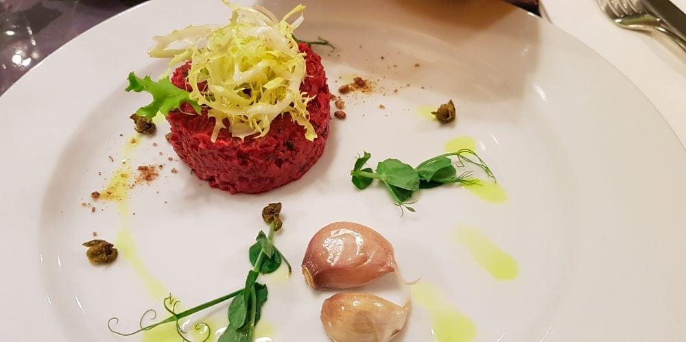 Vegan Steak Tartare from Etnosvet in Prague