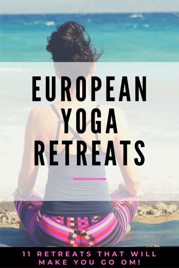 Finding the perfect yoga retreat can be tricky. My Europe yoga retreat guide includes short and long retreats for every budget! Portugal, Italy, Spain, and more included in this guide to some of the best yoga retreats in Europe!