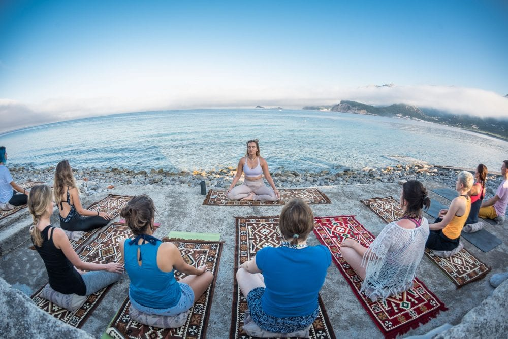 Mountain Center Yoga Retreat in Montenegro
