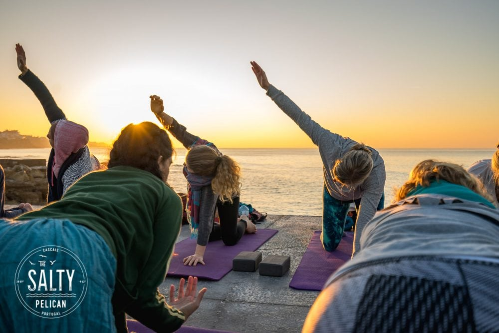 Salty Pelican Yoga Retreats Europe