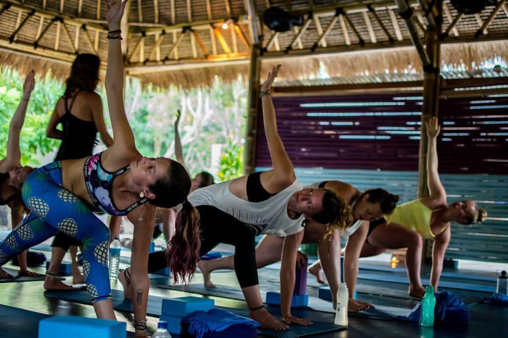 H2O Yoga Retreat in Bali Gili Air