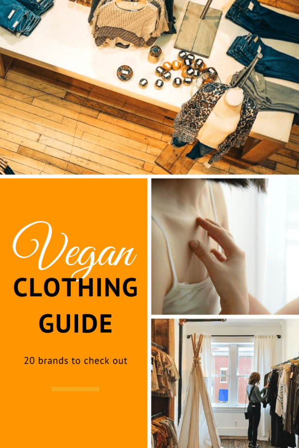 What is vegan clothing? Why should you care? Answered. Plus 20 brands creating amazing vegan clothing!