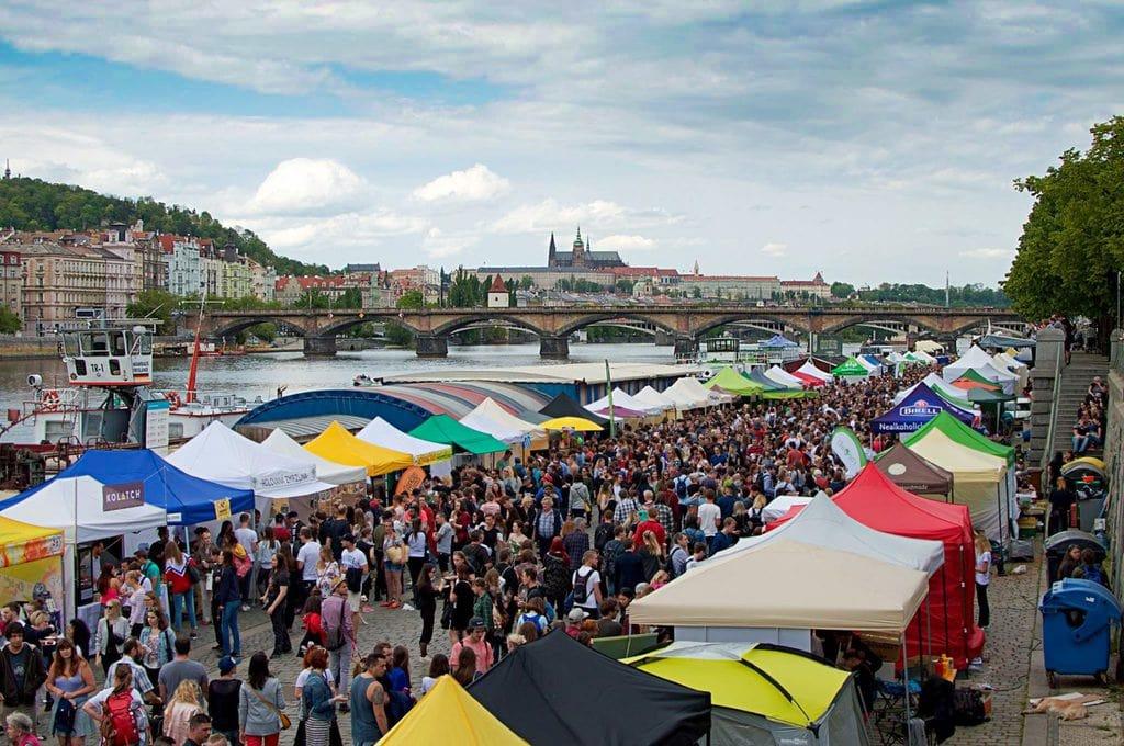 Vegan Events in Prague - What's Happening in 2020