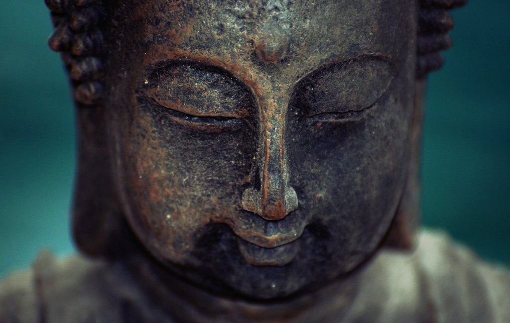 Buddha - vegan for religion