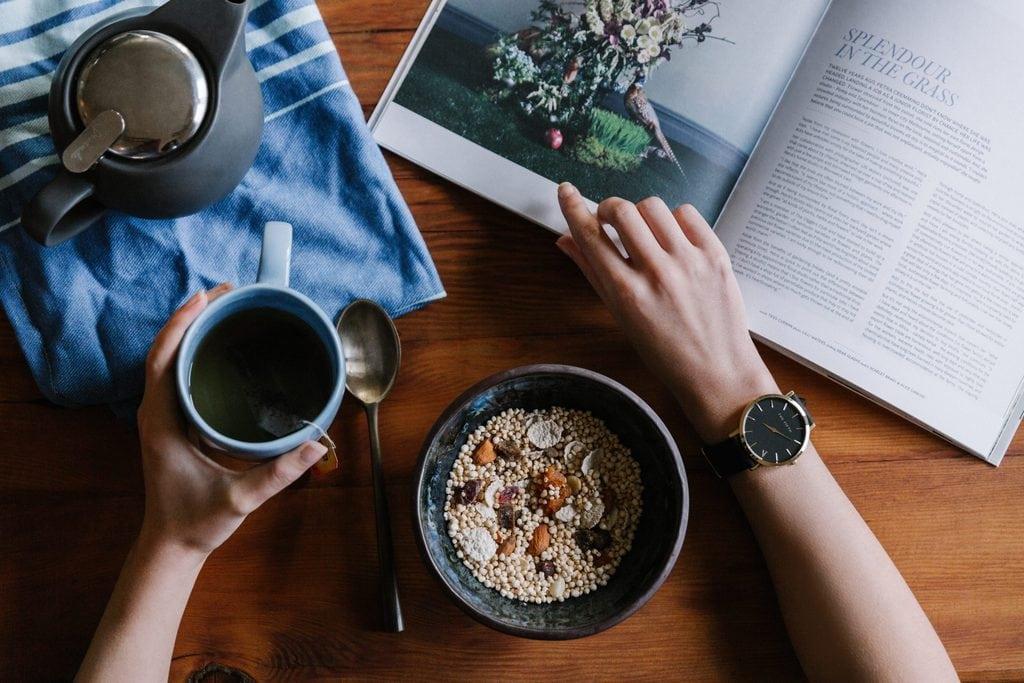 Can Vegans Eat Gluten - Breakfast Grains
