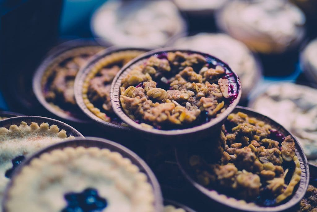 gluten-free diet - bakery items